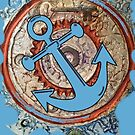 ANCHORS AWAY - BOAT ANCHOR by Nicola Furlong