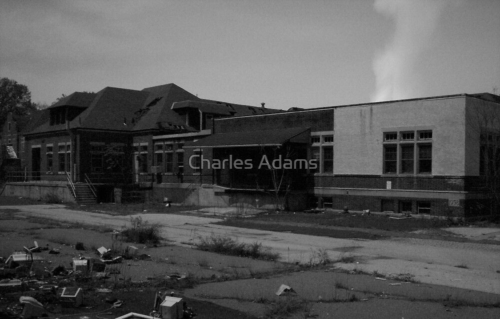 Condemned by Charles Adams