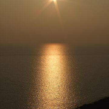 Sunset over North Devon by pc5303