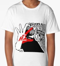 Persona 5 Protagonist Dont Look at Me Long T-Shirt
