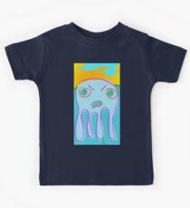 Squid No. 28 - Heat Wave Kids Tee