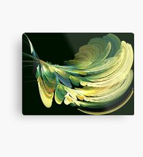 Quill Metal Print