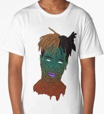XXXTENTACION GRIME ART Long T-Shirt