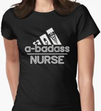 Nurse Shirts Women's Fitted T-Shirt