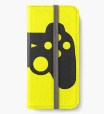 Video Game Inspired Console Playstation Dualshock Gamepad iPhone Wallet/Case/Skin