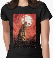 Moon Gazer Hare, Artwork T-Shirt