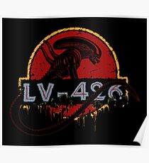 LV-426 Poster