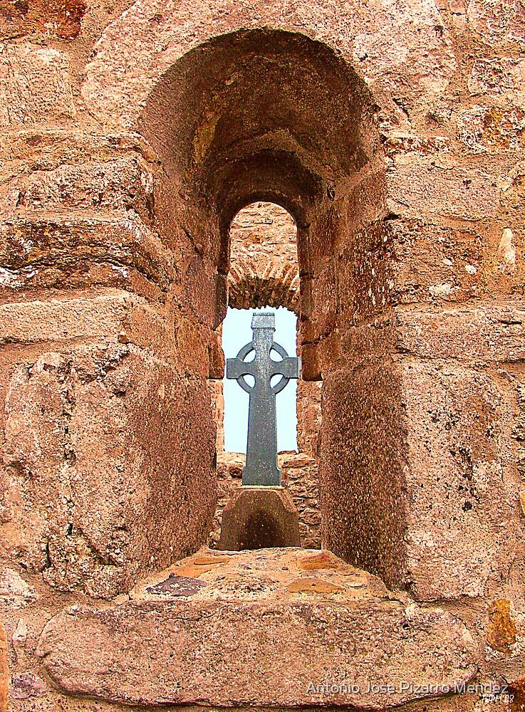 The Hidden Cross by Antonio Jose Pizarro Mendez