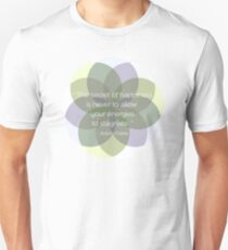 Never Allow Your Energy To Stagnate Unisex T-Shirt