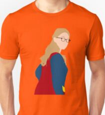 Hero with Glasses Unisex T-Shirt