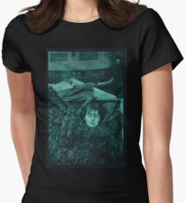 Portret Women's Fitted T-Shirt