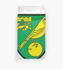 Norwich City Duvet Cover