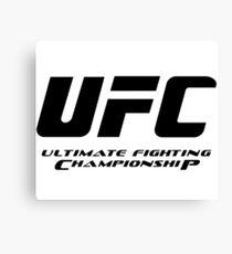 UFC Ultimate Fighting Championship Canvas Print