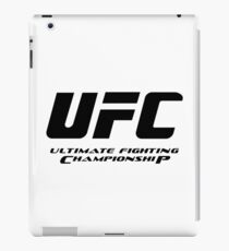 UFC Ultimate Fighting Championship iPad Case/Skin