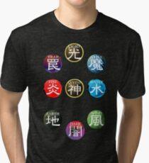 Attributs YuGiOh T-shirt chiné