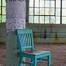 Turquoise Survivor by Steven Godfrey