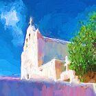 ADOBE CHURCH by ArtOLena
