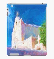 ADOBE CHURCH iPad Case/Skin