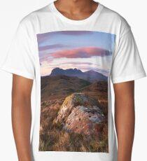 Assynt Sunset Long T-Shirt