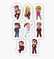 Majima Goro Sticker Sheet Sticker