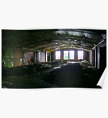 Vaulted Ceilings and Debris 2 Poster