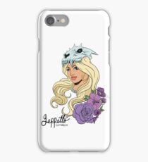 Geppetto Skull Barbie iPhone Case/Skin