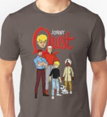 Jonny Quest  T-Shirt