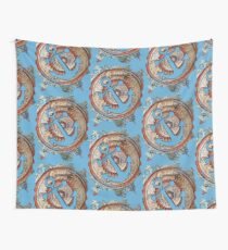 ANCHORS AWAY - BOAT ANCHOR Wall Tapestry