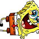 Spongebob Schwammkopf von RainbowRetro