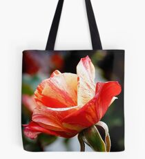 A Single Rose Can Be My Garden...  - Rose Bloom NZ Tote Bag