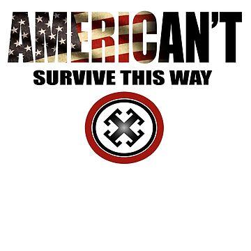 AMERICAN'T by redboy