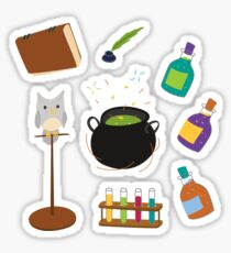 Potions Class Sticker