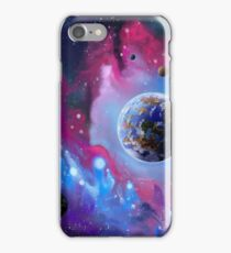 Nebula Home iPhone Case/Skin