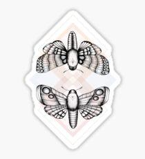 Polillas Sticker
