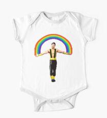 Shang Tsung Rainbow Kids Clothes