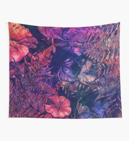flowers purple Wall Tapestry
