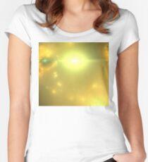 Solar Frontier Women's Fitted Scoop T-Shirt