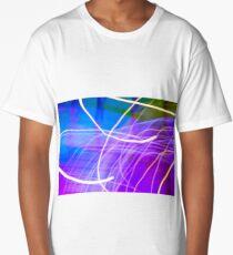 Night-time Blur Long T-Shirt