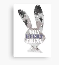 try everything Canvas Print
