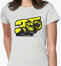 Cal Crutchlow - Monster! Women's Fitted T-Shirt