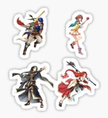 Fire Emblem Path of Radiance Sticker Set Sticker