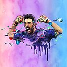 Classic Buffon by Mark White