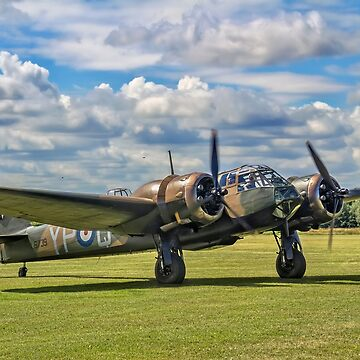 Bristol Blenheim IF L6739 G-BPIV Taxying by oscar533