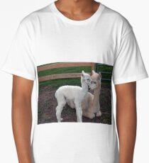 Casper and Daisy Long T-Shirt