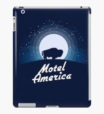 American Gods - Motel America iPad Case/Skin