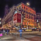 Macy's of New York by Dyle Warren
