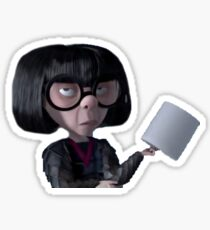 Edna Mode Sticker