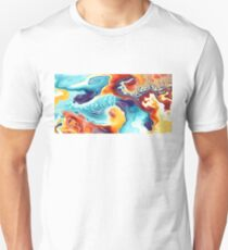 the sea of emotions Unisex T-Shirt