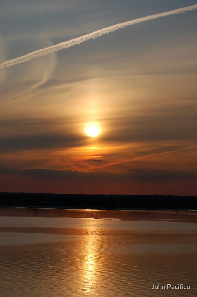 Sun Set by John Pacifico