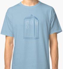 Minimalist Phone Box Classic T-Shirt